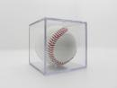 棒球簽名球框+空白球