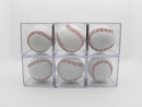 棒球收藏盒+空白球