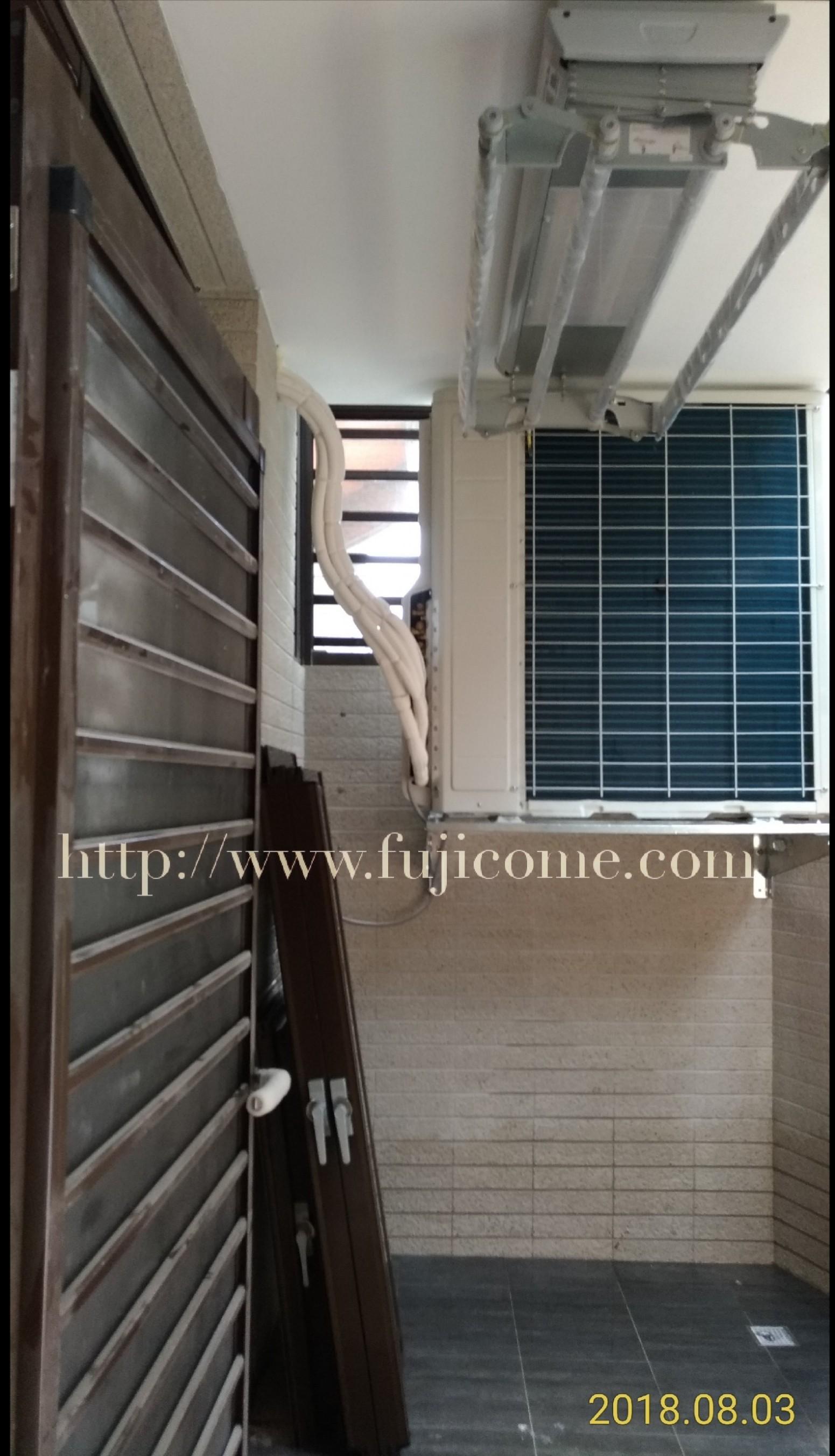 台北市住家全室裝潢油漆粉刷 (6)