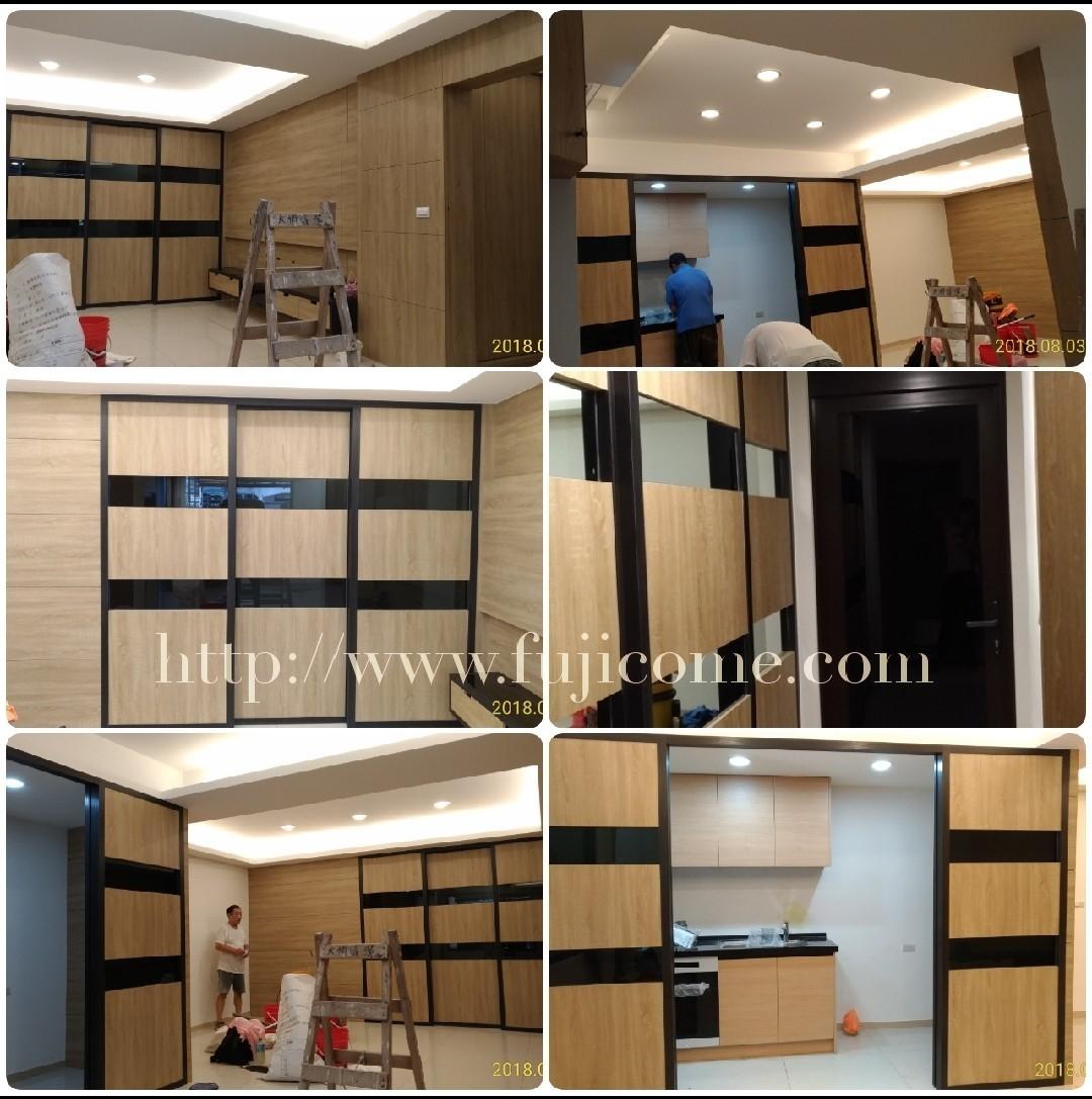 台北市住家全室裝潢油漆粉刷 (5)