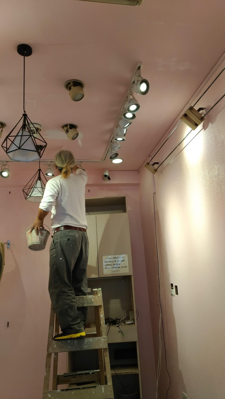 台北市店面油漆室內粉刷 (5)