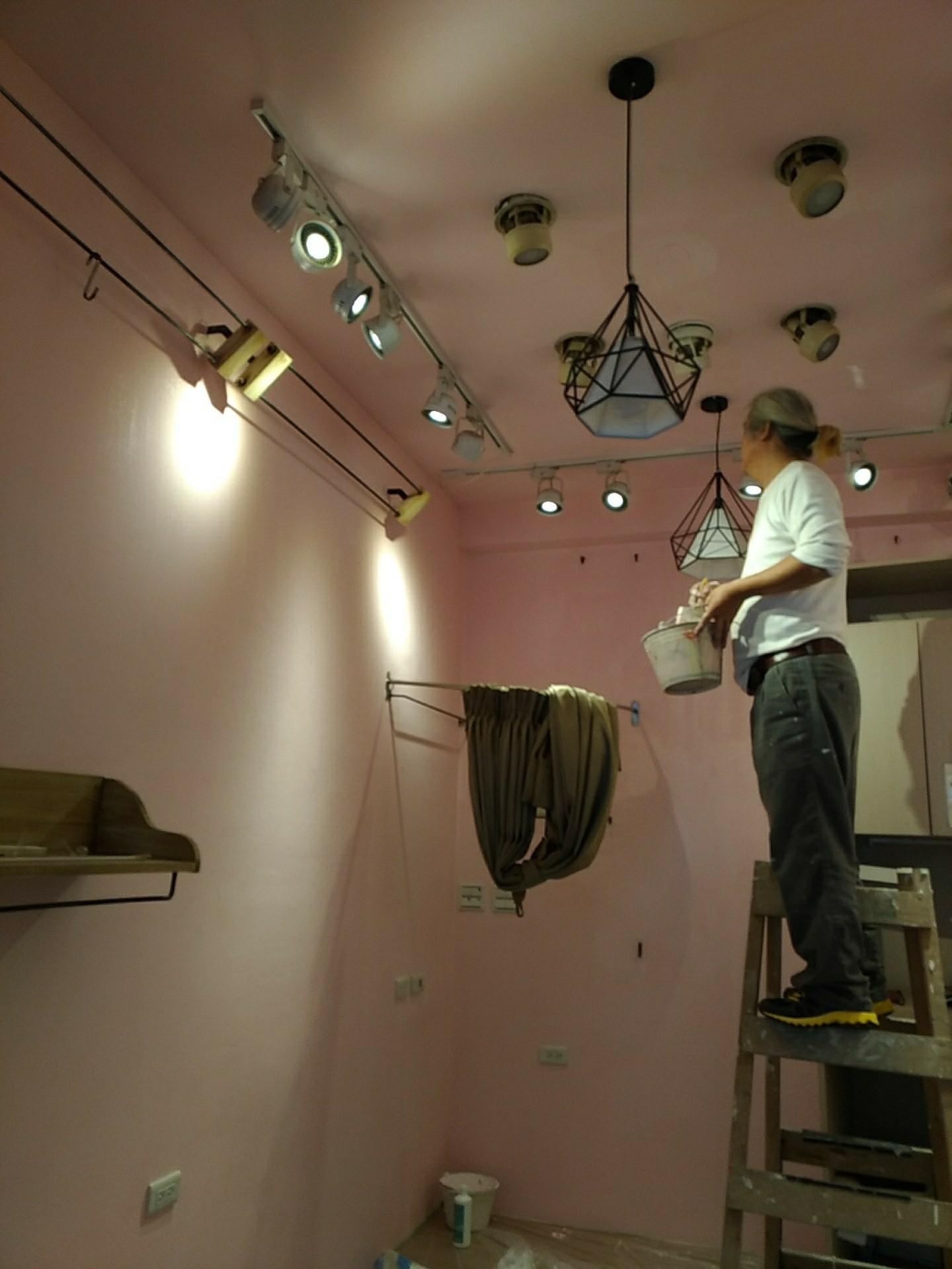 台北市店面油漆室內粉刷 (7)