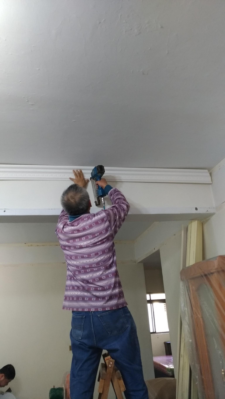 新北市三民路牆面,天花板修補油漆室內粉刷 (52)