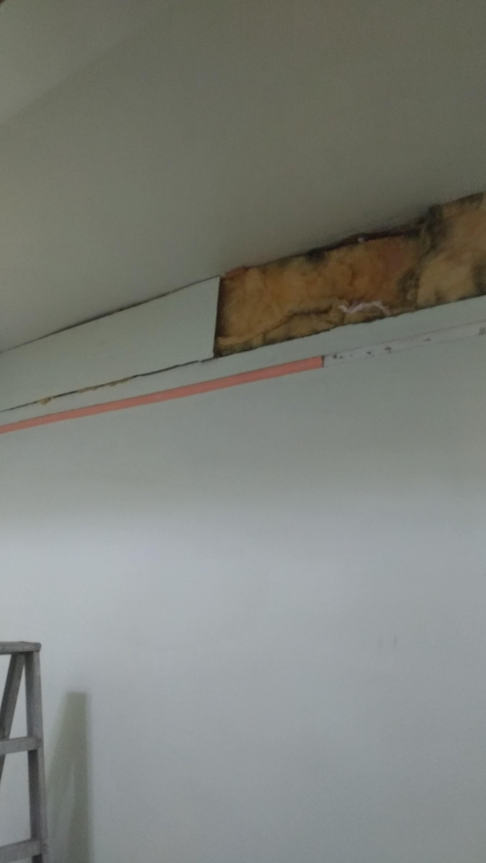 新北市板橋大觀路壁紙拆除,全室油漆粉刷,地磚磁磚修補 (40)