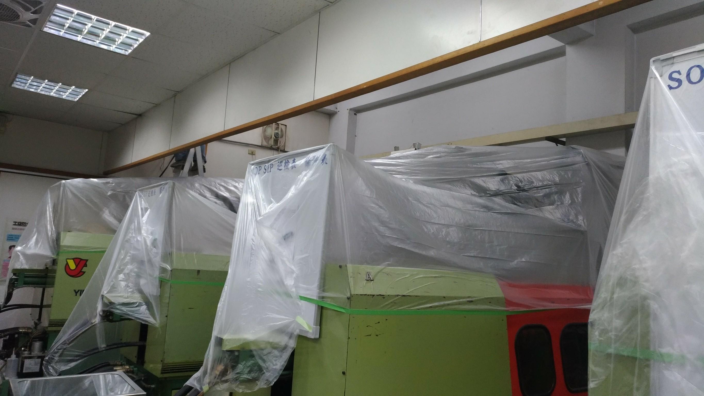 新北市樹林工廠重新油漆粉刷工程 (50)