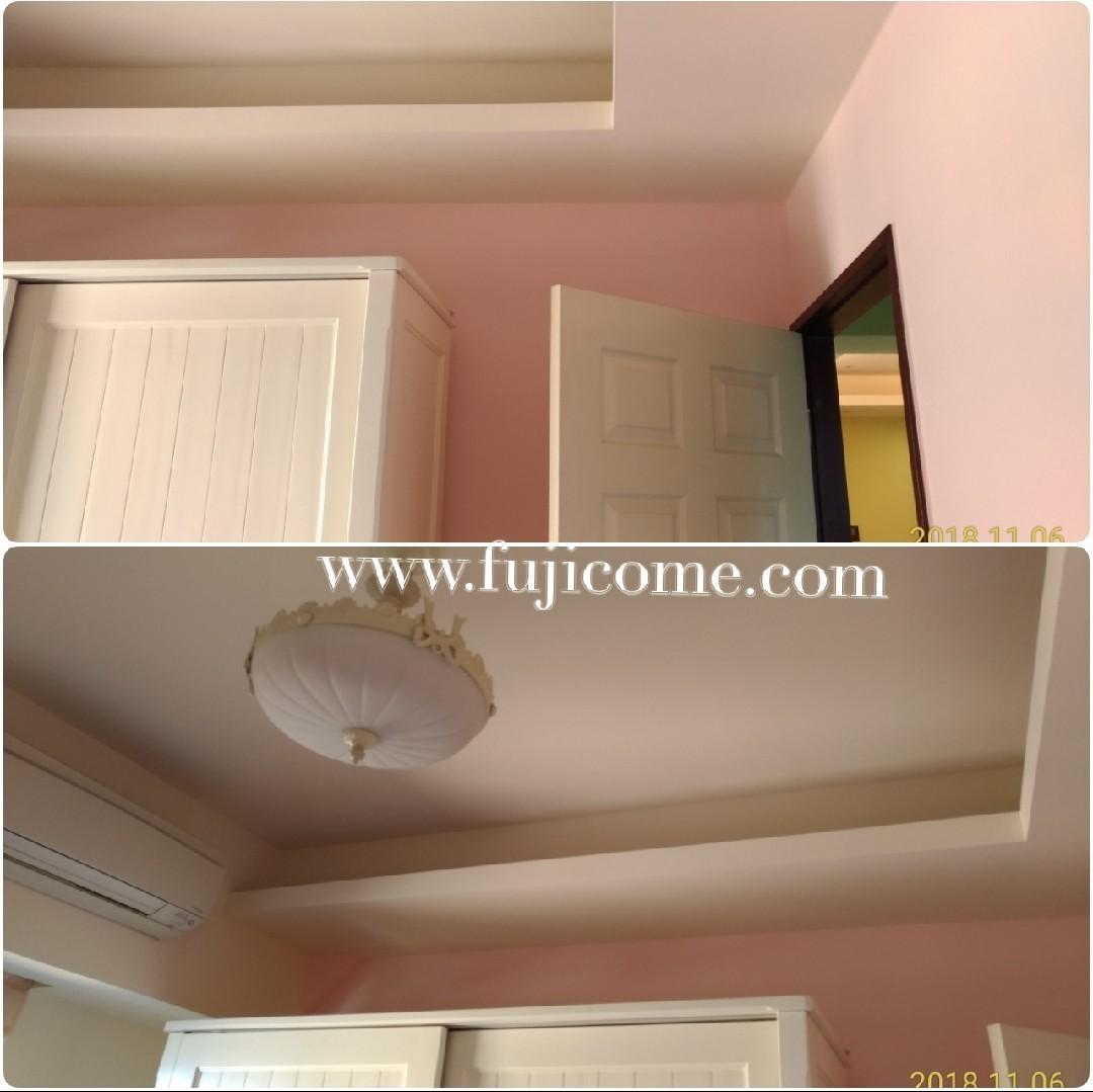 板橋全室重新粉刷,油漆剝落修復,壁癌修復 (1)