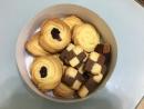 綜合餅乾(NT$180/盒)