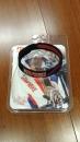NU 鍺能量手環 TAIWAN 限量版 (黑色)NT$350