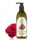 絲絨玫瑰精油身體乳 (1入)