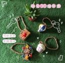 櫻桃小丸子 x Hello Kitty 3D鑰匙圈(不含串飾) (已售出、待補貨)