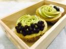 抹茶乳酪杯子蛋糕(原味)(NT$70/2入)