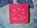 手工真皮短夾〈含零錢袋〉 建議售價:NT$400