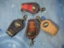 手工真皮鑰匙圈〈寬版〉 建議售價:NT$450