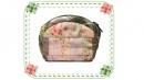 馬賽克鄉村零錢包