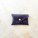手工真皮零錢包(信封型) 建議售價:NT$450