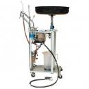 開放式定量氣動馬達泵浦-吸、洩、加油機HD-206F