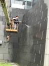 中台禪寺外牆清洗8