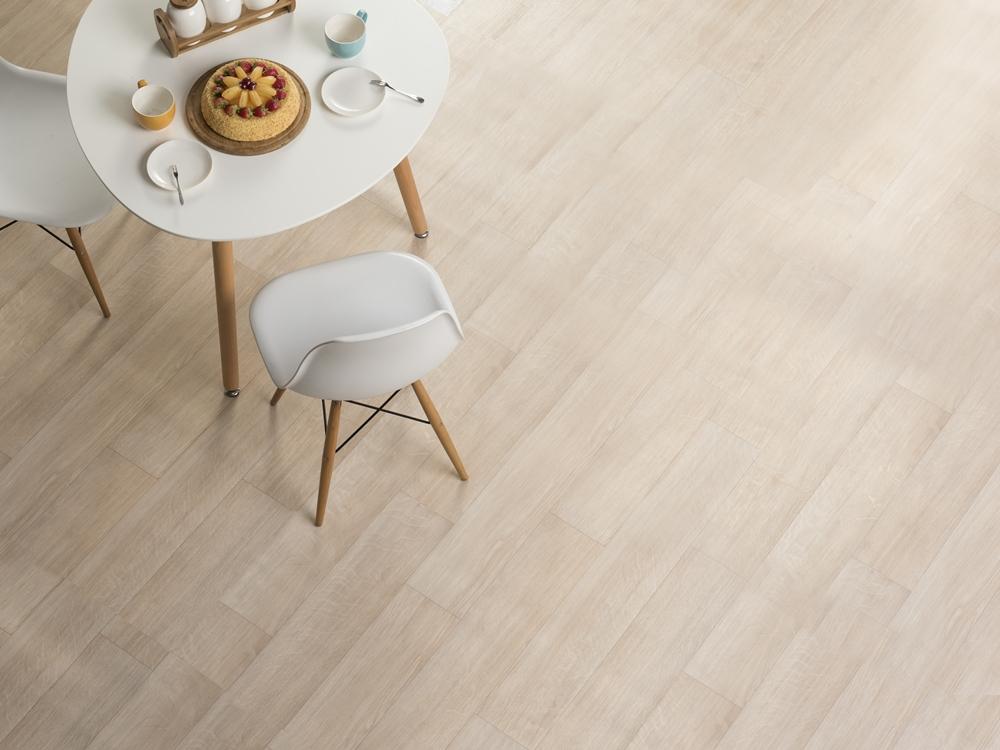 263 淺色木紋地板