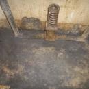 電梯機坑積水