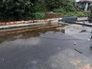 富世村 民家屋頂防水工程