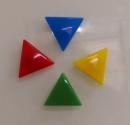 三角形玻璃白板磁鐵MGT-N3