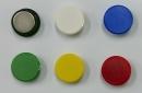 玻璃白板專用圓形磁鐵 2.4cm