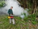 農場定期消毒