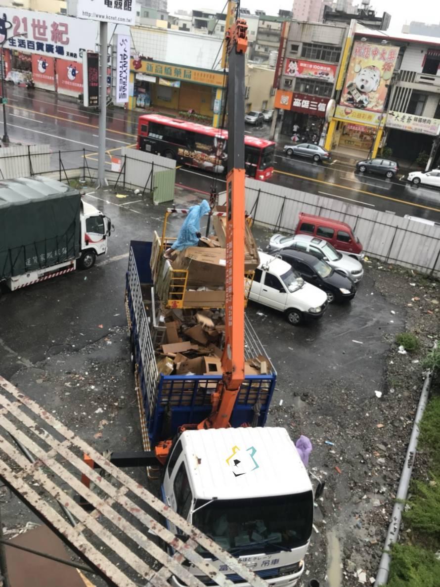 廢棄物清運-富程高雄搬家公司