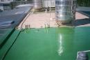 頂樓地板油性PU防水層