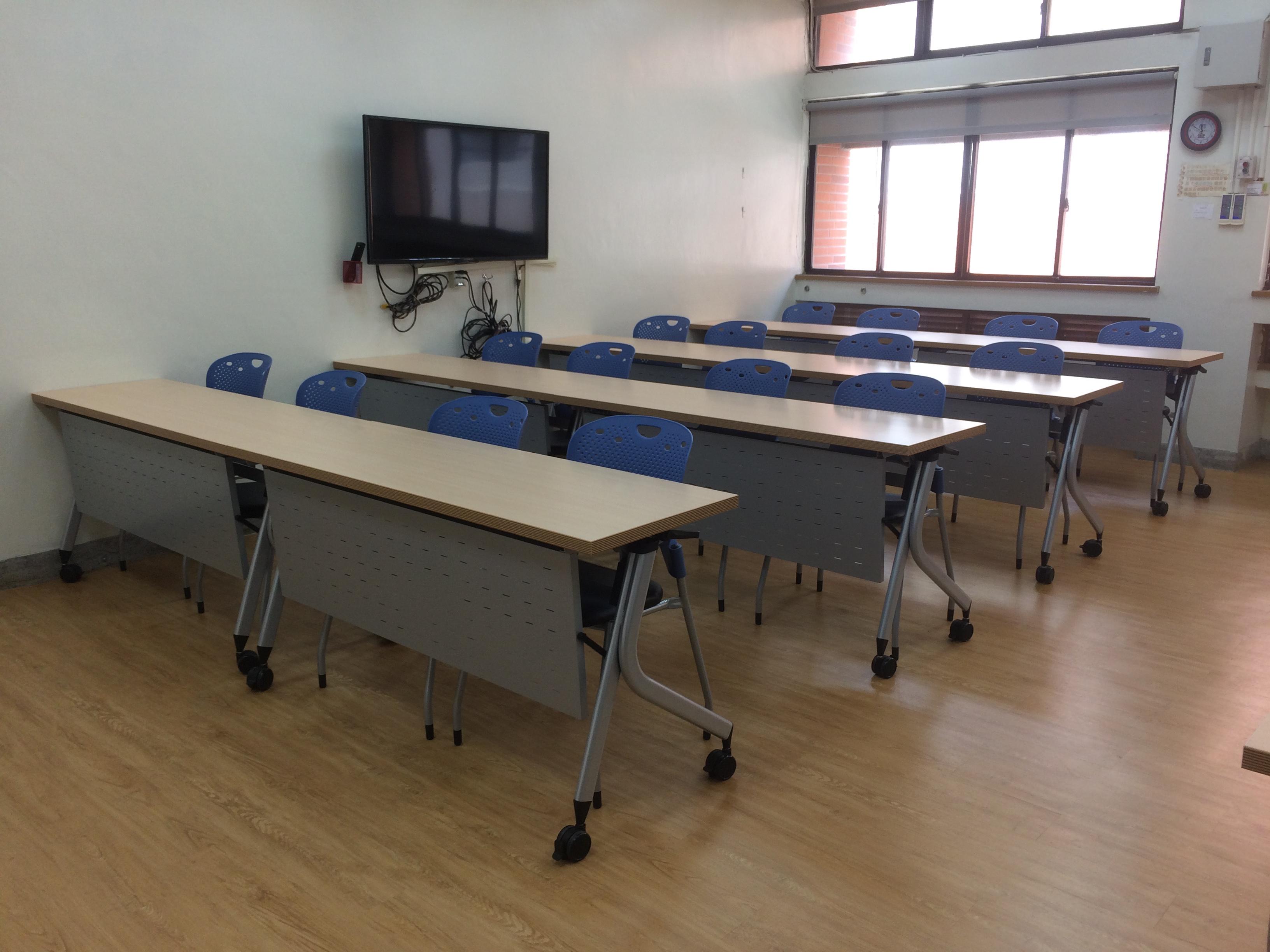 掀合式會議桌 (2)