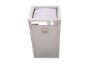 不銹鋼清潔箱 - 32*28*62 cm