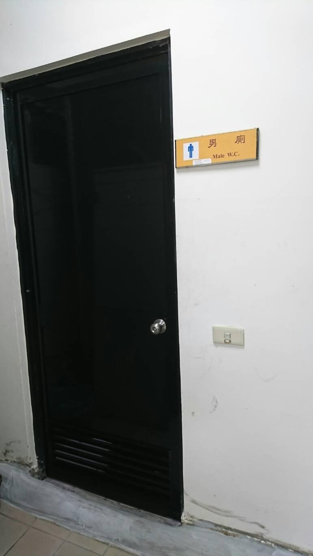 萬華社會局 浴室門 女廁門 男廁門 舊換新 (3)