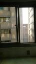 一片式玻璃冷氣窗改雙開活動窗-2