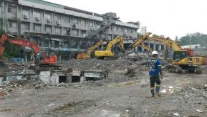 大樓拆除 台北新北桃園