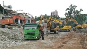 大樓拆除工程 台北新北