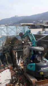 台北房屋拆除工程