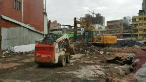 新北拆除工程