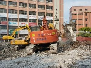 大樓拆除 新莊