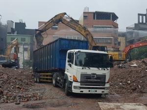 工廠拆除 八里