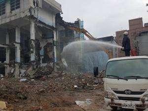 公寓大廈拆除工程 台北