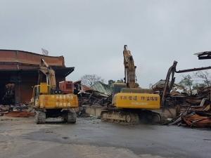 公寓大廈拆除工程 桃園