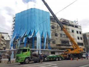 專業大樓拆除工程