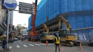 基隆大樓、公寓、廠房拆除