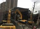新北樣品屋拆除