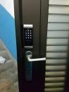 硫化銅門安裝WV-40(卡片+密碼)