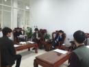 2017北寧省順成縣長暨三星協力廠商參訪
