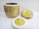 黃晶瑪瑙十字百荷塘瓷專利