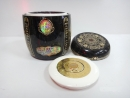 藍鑽(心)新型塘瓷專利罐+唸佛機