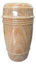 米黃玉金斗罐