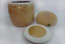 蜜臘琉璃(十)天主經加鑽新型塘瓷專利